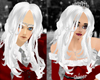 White Vampire Santa