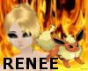 -RRR- Flareon Hair
