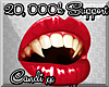 ¢| 20k Support Sticker