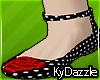 !Ky! Vintage 50's Flats