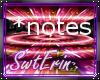!E! Trigger Lights Notes