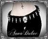 [AD] Bullet Skull belt