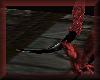 Red Widow Spider Legs