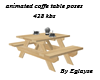 animated coffe table pos