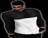 Black/White Smart Shirt