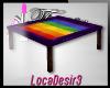 |LD|LGBT pride table