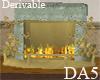 (A) Flower Fire Place