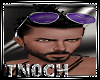 [T] Sunglasses Up Purple