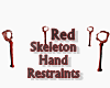 Red Skeleton Restraints