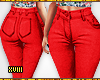 ! Red Jeans