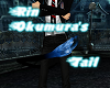 Rin Okumura's Tail