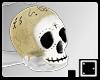 ♠ Voodoo Ritual Skull