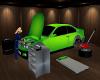 Animated Mechanic Car