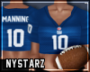 ✮ Giants Jersey