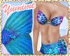 [Y] Bfly Mermaid ~ Blue