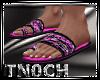 Sandals Camo Pink