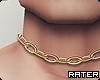 ✘ Chain Choker. G
