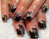 Leopard Glam Long NAILS
