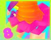 [tutu] strawberry taffy