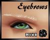 [M] Jaime Eyebrows Blond
