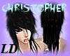 Christopher Black Hair