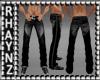 The Cowboy Jeans *Blk