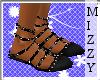 mz* Gladiator sandal