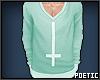 P|UnholyMintSweater
