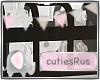 KIDS nursery toy chest