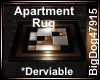 [BD] Apartment Rug