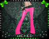 :W: Witty Pink Pants