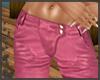 Pink Leather Slim