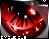 Emo Red Eyes M C2