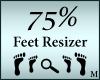 Foot Shoe Scaler 75%