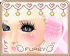 <3 Fluffy Earmuffs