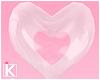 |K 💖 Pink Love Globo