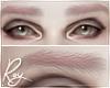 Rose Pink Eyebrows
