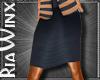 Regent Pencil Skirt