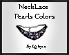 neck pearls colors