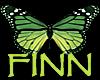 GreenButterfliesAnimated