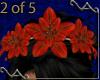 VA~ 2 Tiger Lily Crown