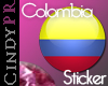 *CPR Colombia Flag