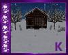 {K} Winter Cabin