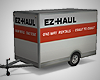 EZ-HAUL Rental Trailer