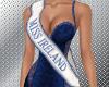 Miss Ireland sash