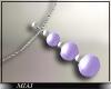 !M! Pastel necklace