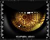 S; Steampunk Eye