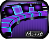 Neon Rave Couch
