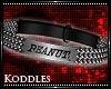 !K! Custom Peanut Collar