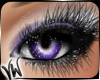Stormy Purple Eye Makeup